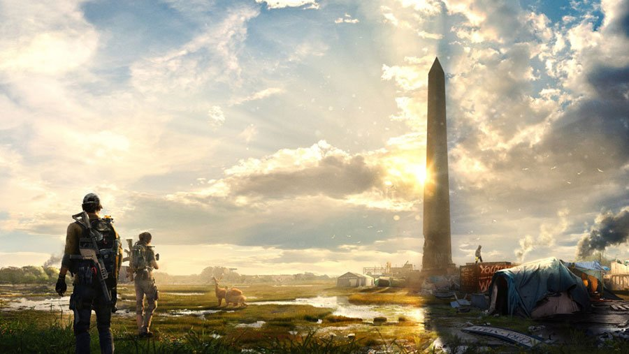 Tom Clancy's The Division 2 Review 1