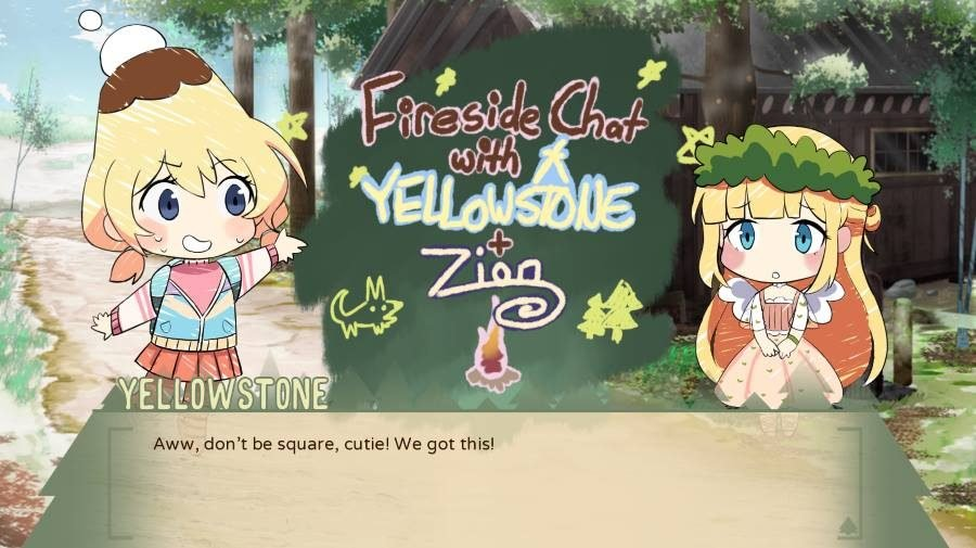 National Park Girls - Gamers Heroes