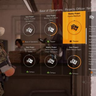 Where To Find Named Hyenas In The Division 2