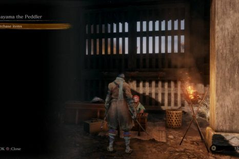 Where To Find Out What The Ashina Samurai Want In Sekiro Shadows Die Twice