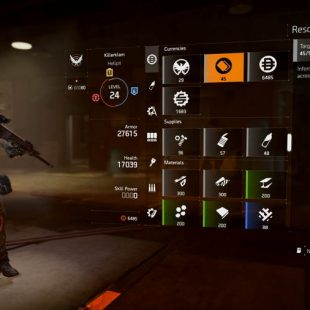 Where To Find Target Intel In The Division 2