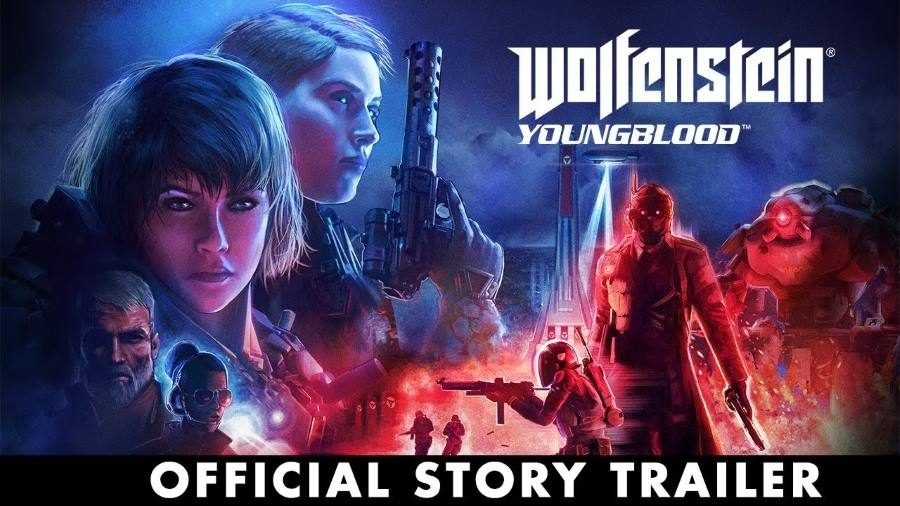 Wolfenstein Youngblood - Gamers Heroes
