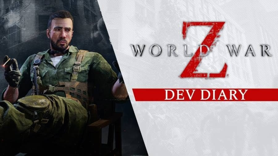 World War Z Developer Diary - Gamers Heroes