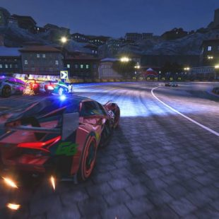 Xenon Racer Gets Launch Trailer