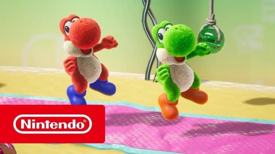 Yoshi 101 - Gamers Heroes