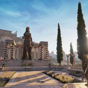 AC Odyssey Atlantis Ainigmata Ostraka Solution Guide