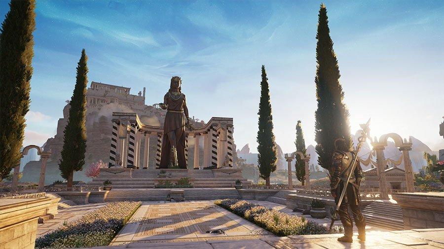 AC Odyssey Atlantis Ainigmata Ostraka Guide
