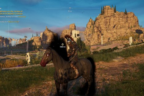 AC Odyssey Atlantis Take The Horse To Adonis Or Persephone