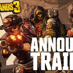Official Announce Trailer Released for Borderlands 3