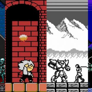 Complete Castlevania Anniversary Collection Lineup Revealed