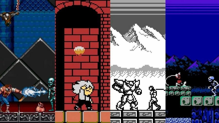 Castlevania Anniversary Collection - Gamers Heroes