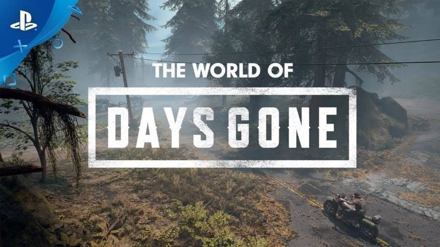 Days Gone - Gamers Heroes