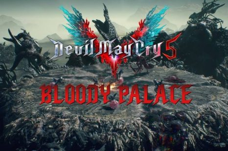 Devil May Cry 5's Bloody Palace Mode Now Live