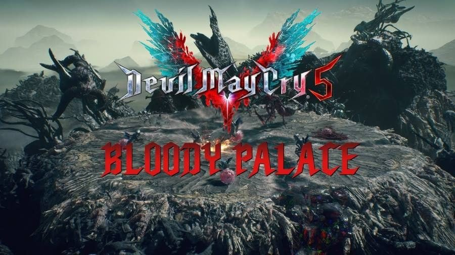 Devil May Cry 5 Bloody Palace - Gamers Heroes