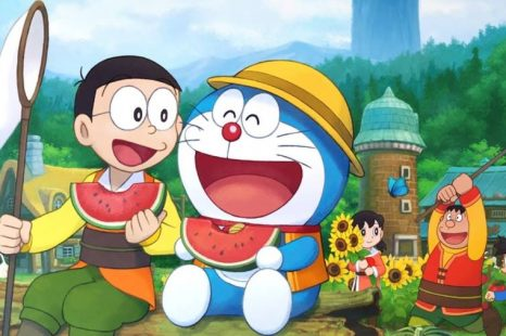 Doraemon Story of Seasons Announced