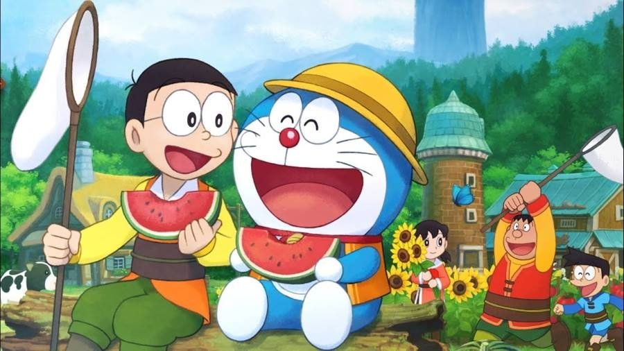 Doraemon Story of Seasons - Gamers Heroes