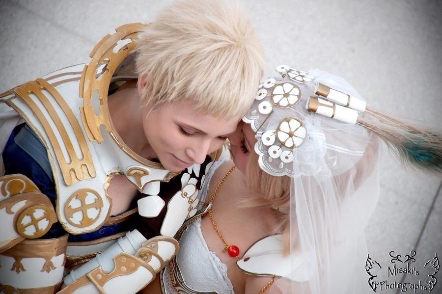 Final Fantasy XII Rasler Cosplay - Gamers Heroes