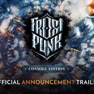 Frostpunk Getting Console Edition