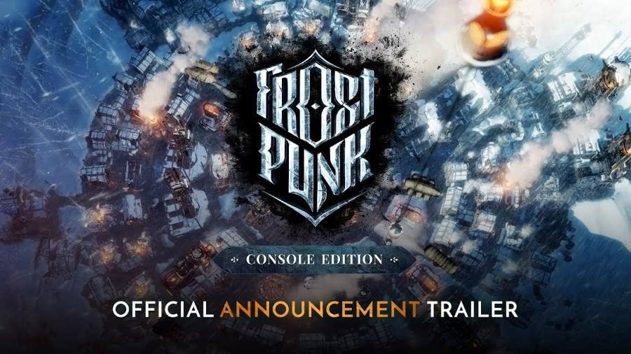 Frostpunk Console Edition - Gamers Heroes