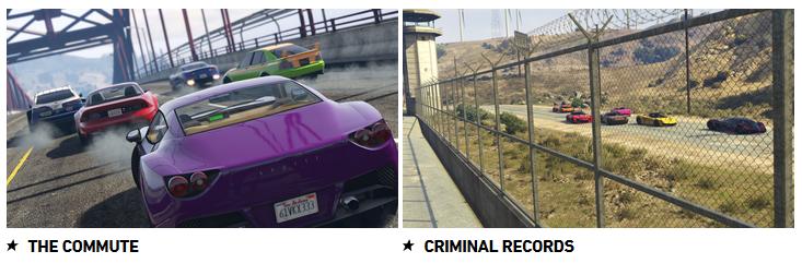 GTA Featured Races - Gamers Heroes