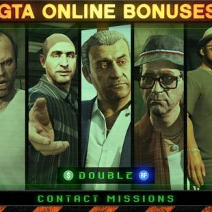 Double GTA$ & RP on all Contact Missions in GTA Online This Week