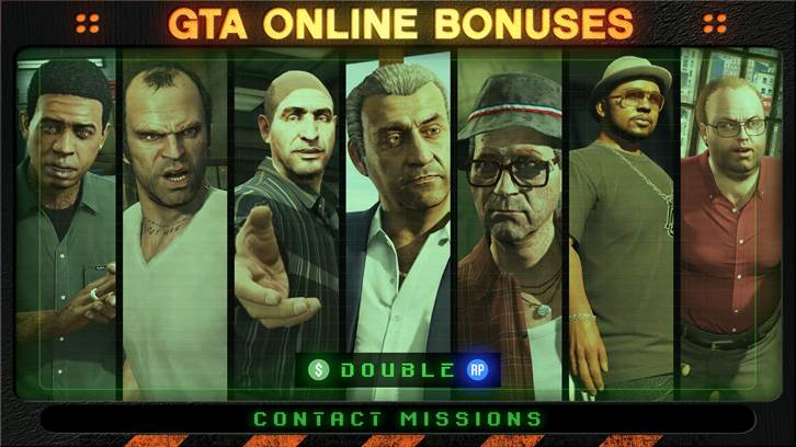 GTA Online Contact Missions - Gamers Heroes