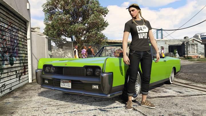 GTA Online Fake Vapid Tee - Gamers Heroes