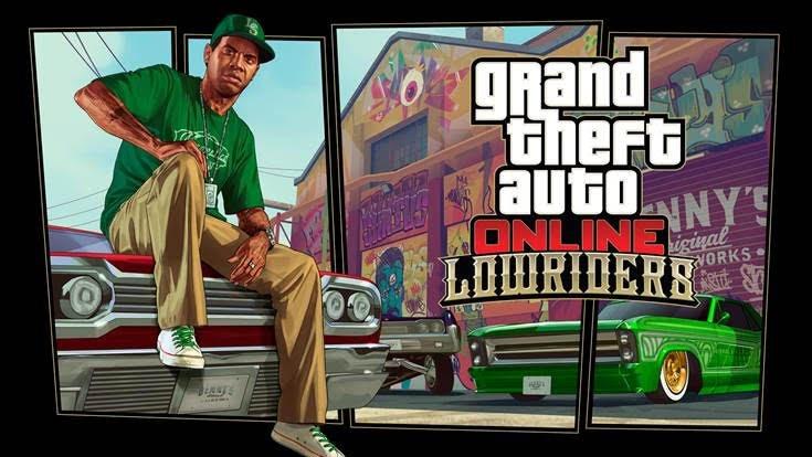 GTA Online Lowriders - Gamers Heroes