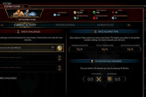 How To Earn Koins In Mortal Kombat 11