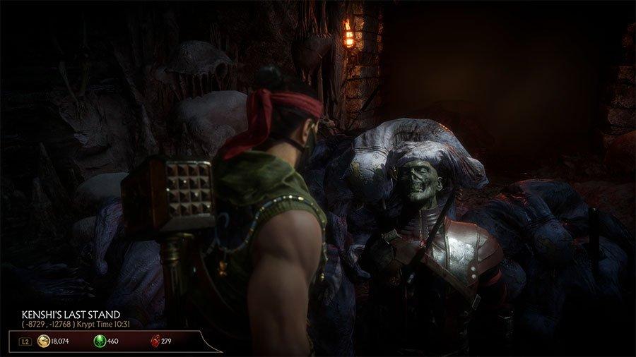 How To Unlock Green Smoke Objectives In Mortal Kombat 11