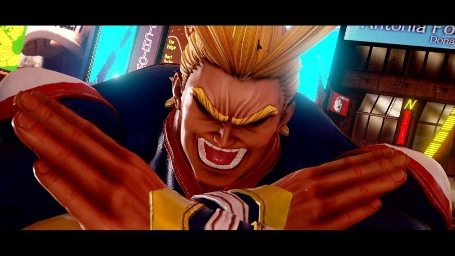 Jump Force All Might - Gamers Heroes