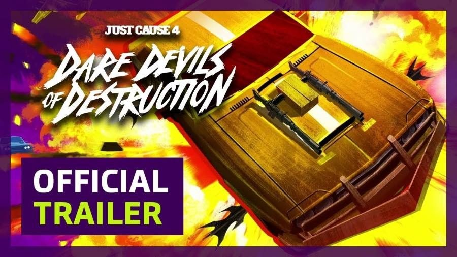 Just Cause 4 Dare Devils of Destruction - Gamers Heroes