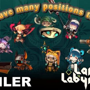Lapis x Labyrinth Positions Detailed in New Trailer