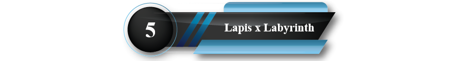Lapis x Labyrinth - Gamers Heroes
