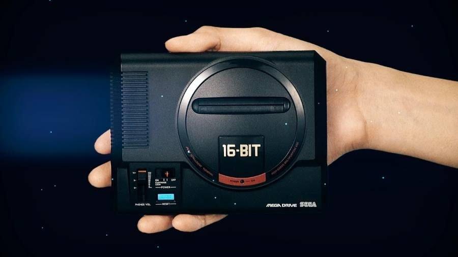 Mega Drive Mini - Gamers Heroes