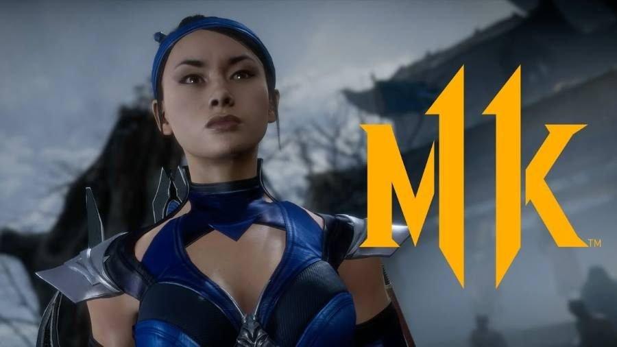 Mortal Kombat 11 Kitana - Gamers Heroes