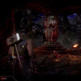 Mortal Kombat 11 The Dead Woods Lever Puzzle Guide