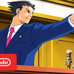 Phoenix Wright: Ace Attorney Trilogy Now Available
