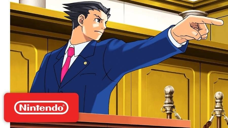 Phoenix Wright Ace Attorney Trilogy - Gamers Heroes