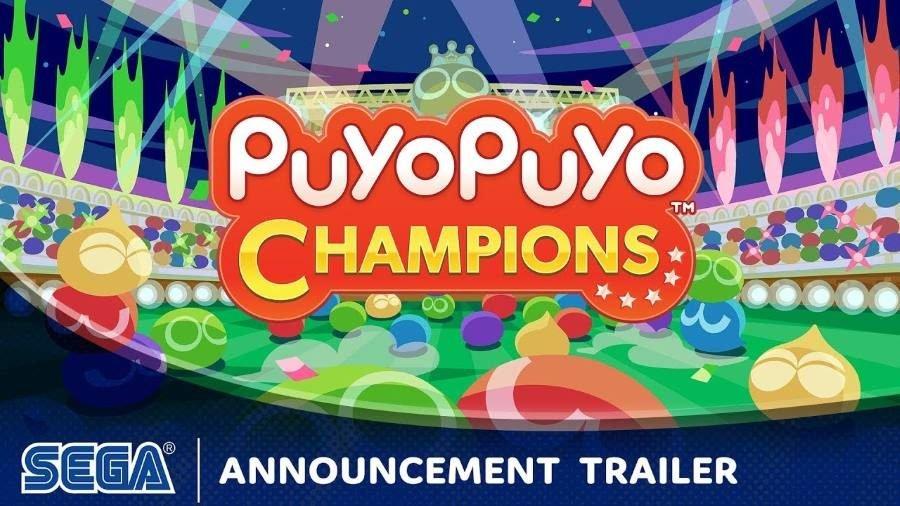 Puyo Puyo Champions - Gamers Heroes