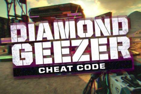 RAGE 2 Getting Diamond Geezer Cheat Code
