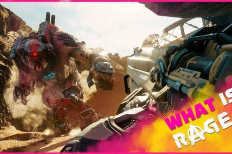 RAGE 2 Detailed in New Video