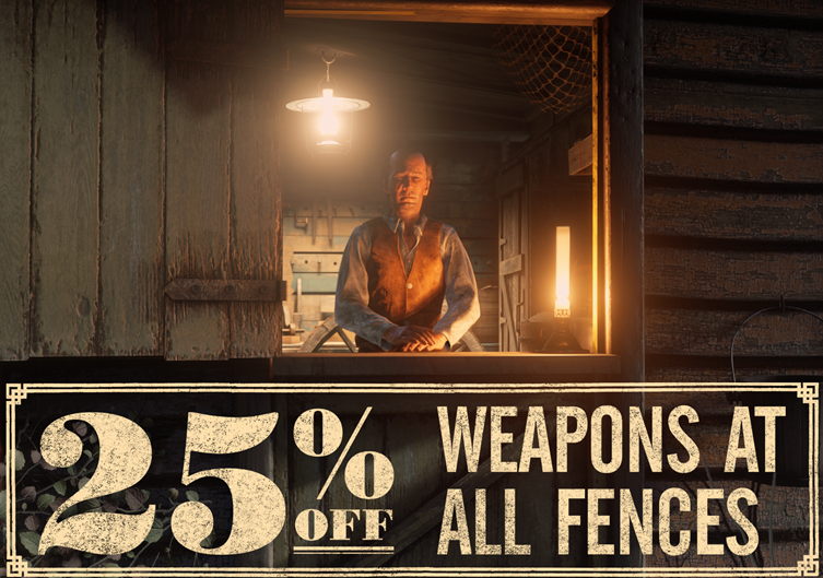 Red Dead Online Beta 25 Percent Off - Gamers Heroes