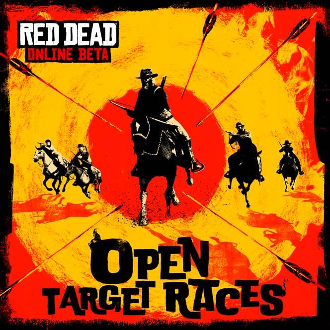 Red Dead Online Beta Open Target Races - Gamers Heroes