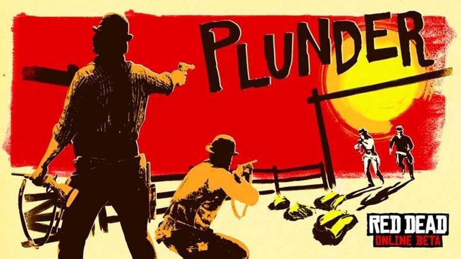 Red Dead Online Beta Plunder - Gamers Heroes