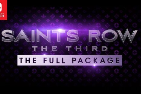 Saints Row: The Third – The Full Package Gets Nintendo Switch Trailer