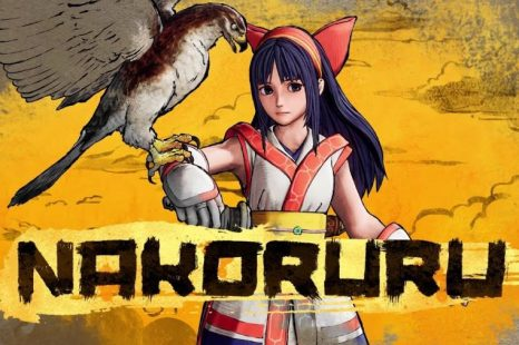 Samurai Showdown's Nakoruru Gets New Gameplay Trailer