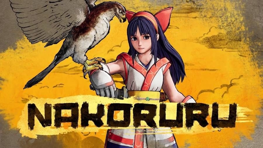 Samurai Showdown Nakoruru - Gamers Heroes