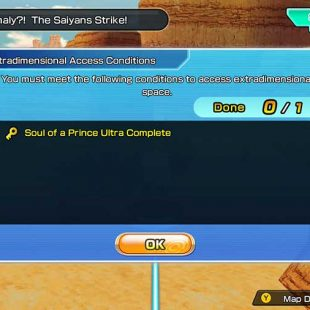 Soul Of A Prince Ultra Guide Super Dragon Ball Heroes World Mission