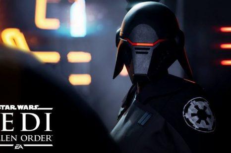 Star Wars Jedi: Fallen Order Revealed